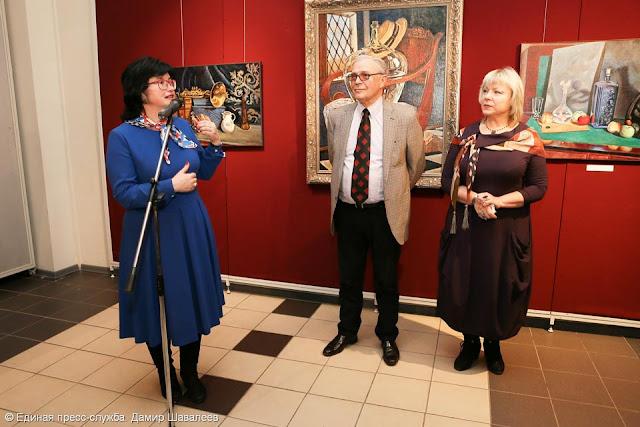 Полотна народного артиста России Льва Прыгунова представлены на второй выставке «Энергетический реализм»