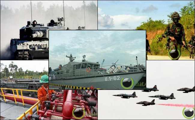 5 Perbandingan Kekuatan Militer Indonesia VS Tentara Malaysia