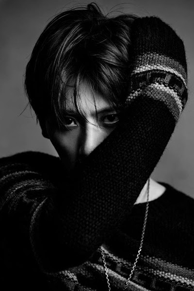 Hyunseung Beast Time Concept