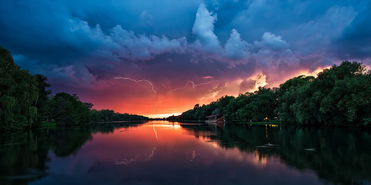 sunset landscapes 300+ Muhteşem HD Twitter Kapak Fotoğrafları