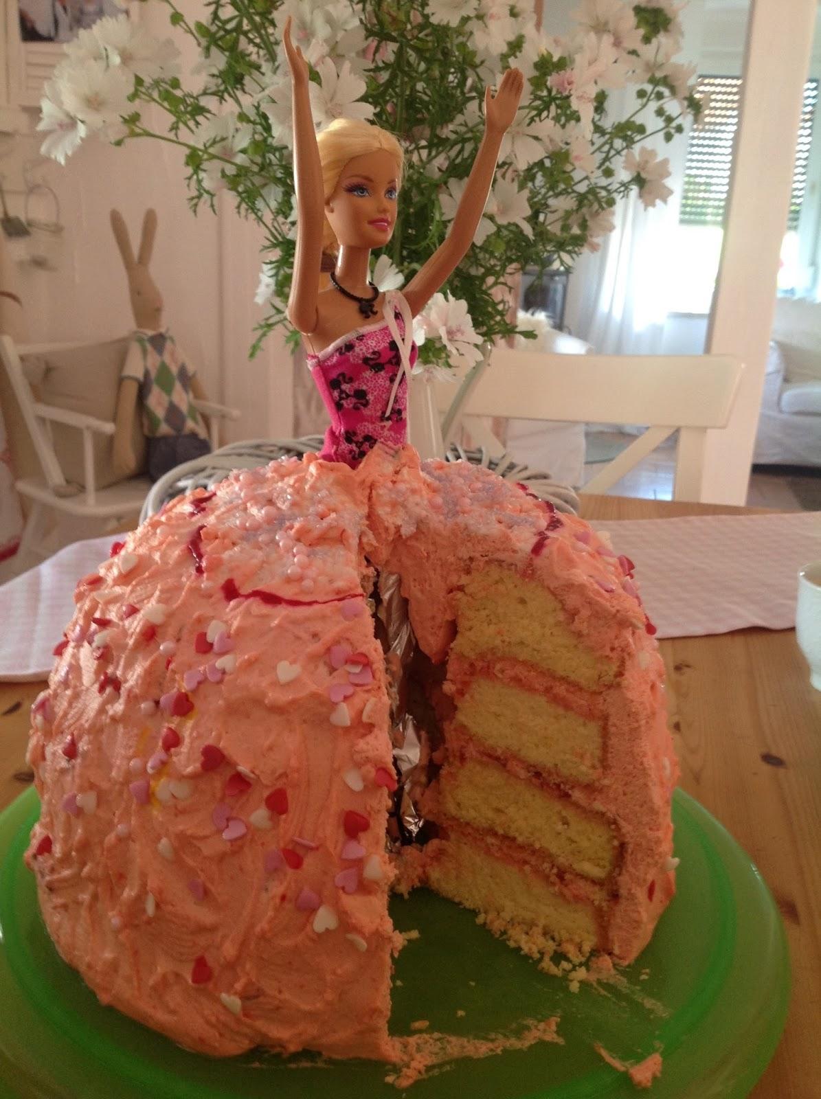 Торт барби в домашних условиях с фото