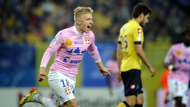 El Evian se mantiene en la Ligue 1 a costa del Sochaux