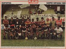DESPORTIVA FERROVIÁRIA 1989