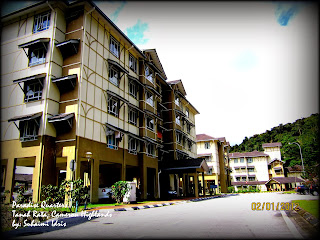 Marina Chalet and Homestay, Kampung Taman Sedia, Tanah Rata, Brinchang, Cameron Highlands,http://marinachalet.blogspot.com/