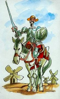 Don Quijote didáctico