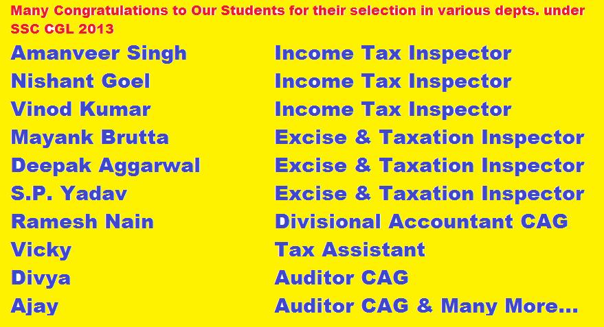 Best SSC CGL Coaching in Chandigarh