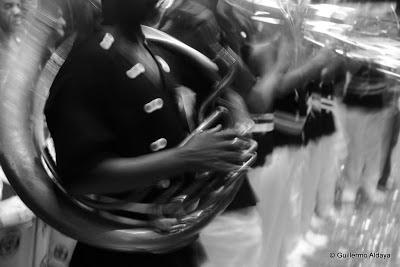 Cordão do Bola Preta na festa pelos 55 anos de Furnas.