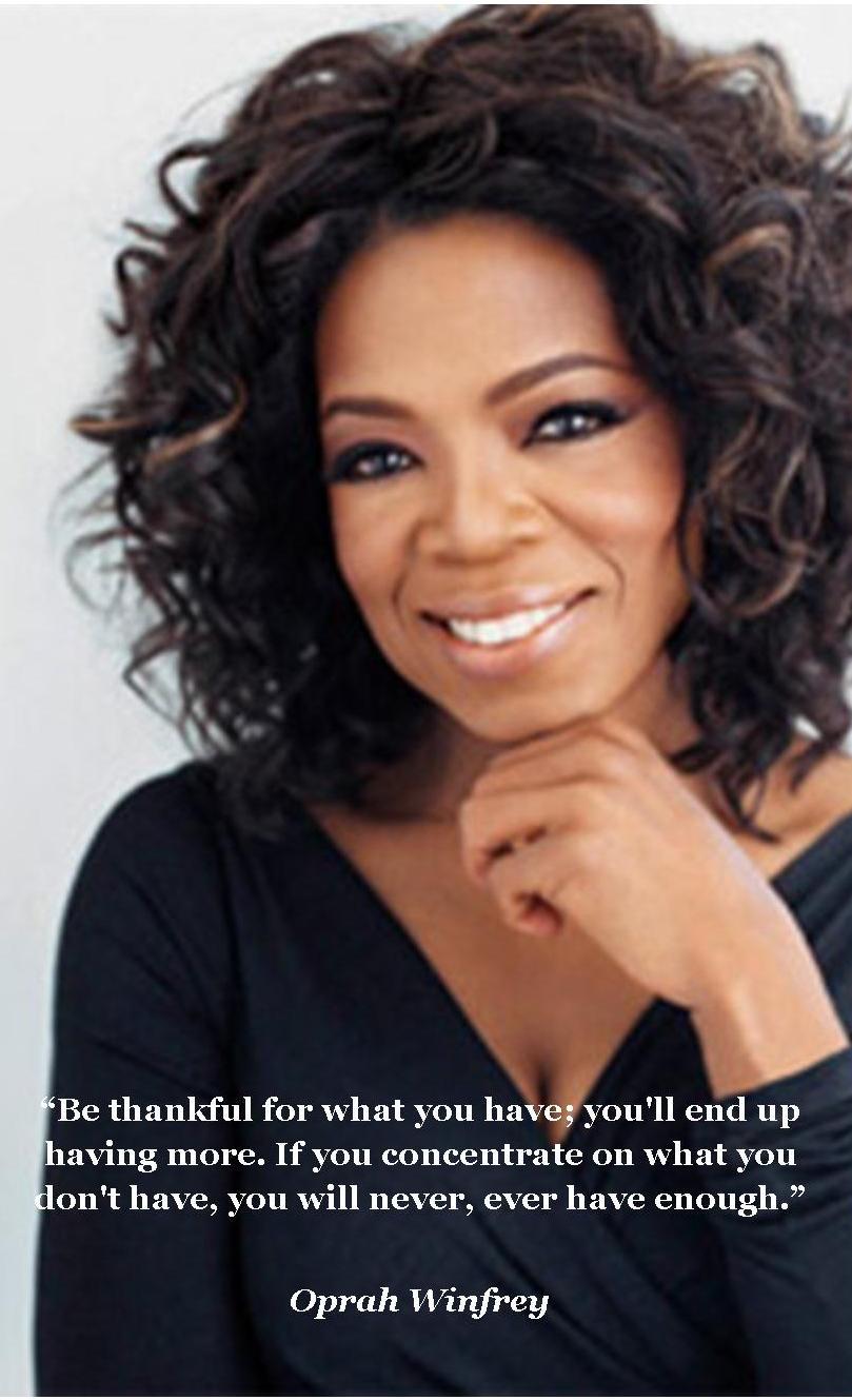 how to meet oprah winfrey in person