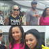 Photos: Amber Rose Arrives In Lagos