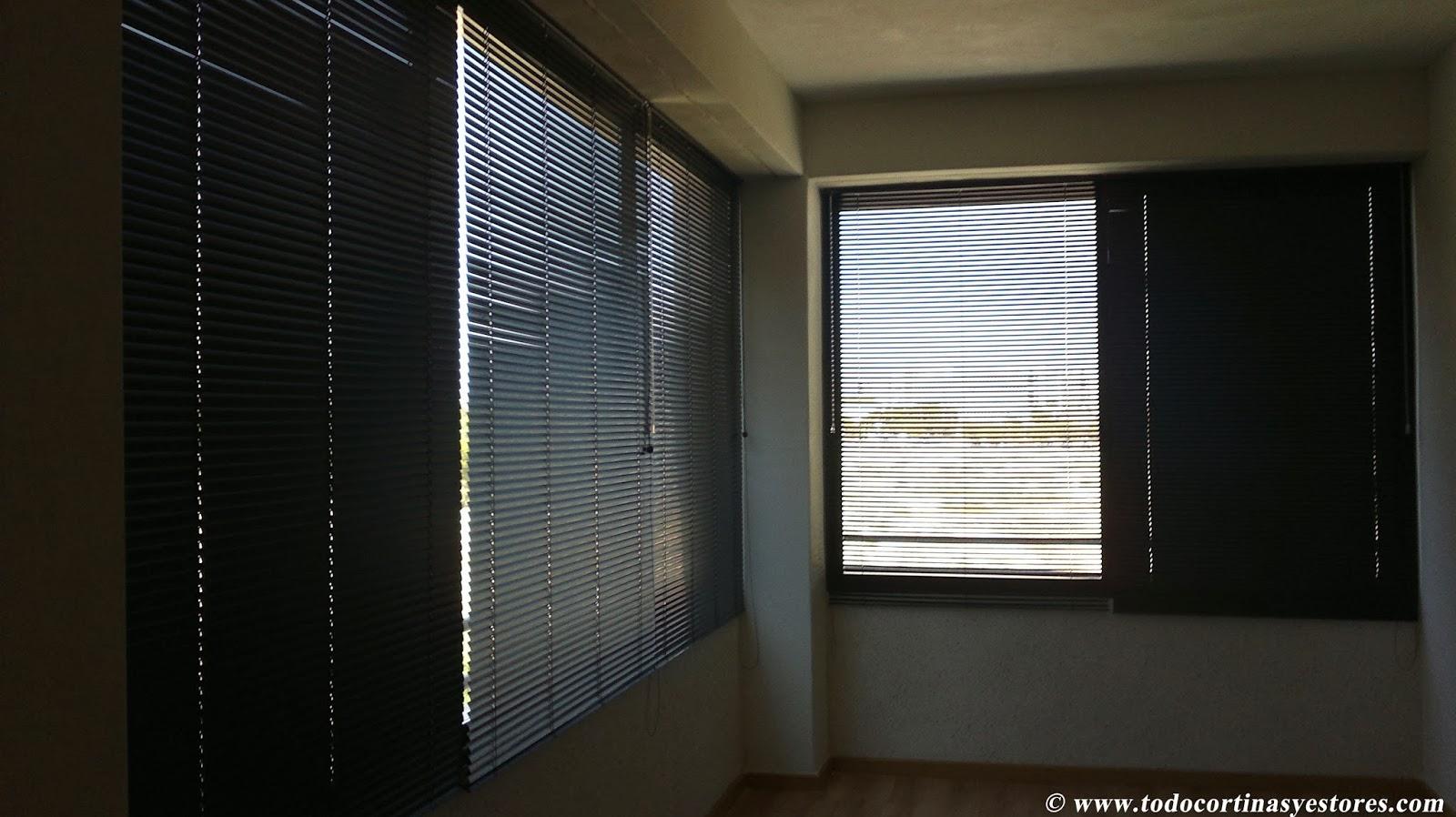 Decoracion interior cortinas verticales estores - Cortinas para puertas de aluminio ...