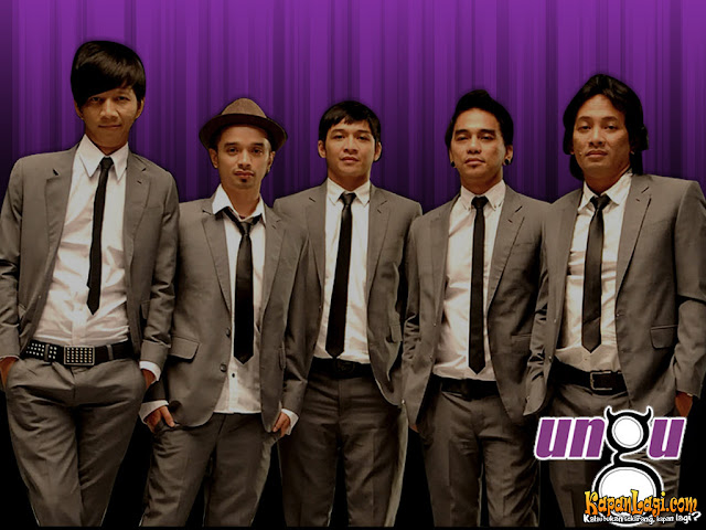 Ungu Band Wallpaper