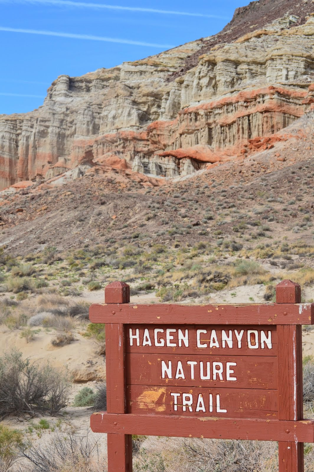 Hagen Canyon Trail