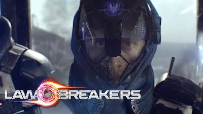 костюмы игроков в Lawbreakers