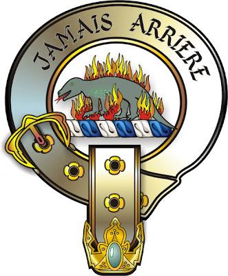 Emblema Clan Douglas - Juego de Tronos en los siete reinos