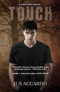 Book Review and Author Interview-Touch by Jus Accardo!