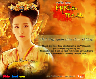 Phim ng Cung M Nhn Thin H - Beauties of the Tang Palace [Vietsub] Online