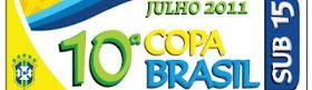 Copa Brasil Sub-15 no Paraná 2011