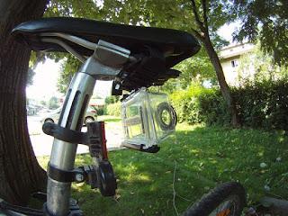 GoPro Bike Seat Mount
