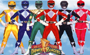 Mighty Morphin Power Rangers - Episódio 36