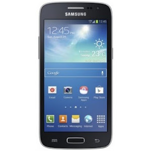 Samsung Galaxy Core LTE front