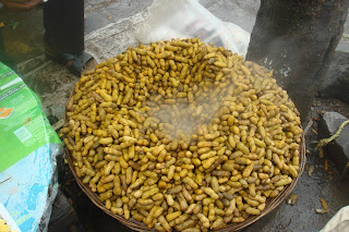 Boiled Groundnuts