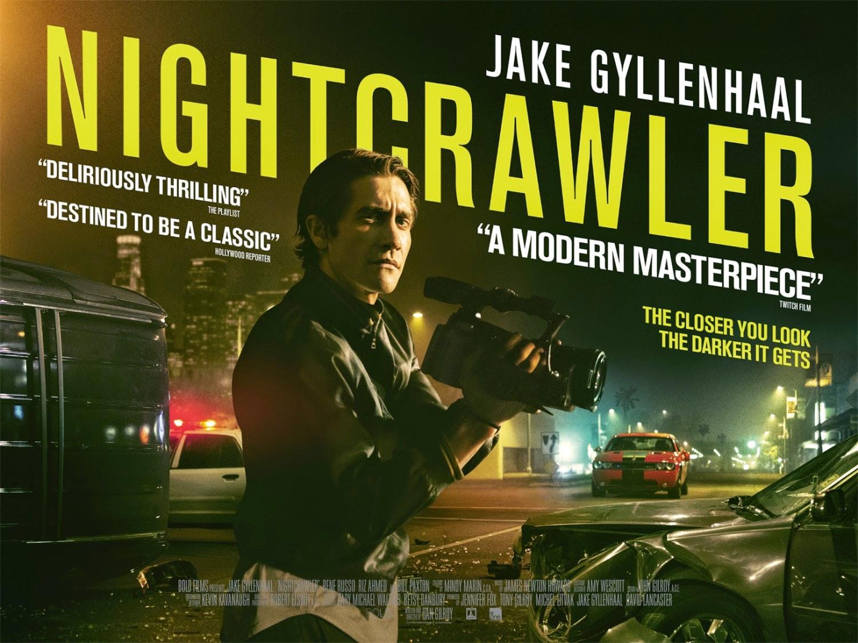 Frases de la película Nightcrawler