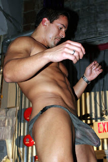 Male Strippers The Ultimate Showoffs
