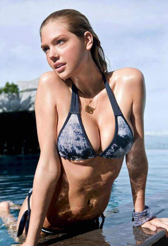 Kate Upton in Bikni