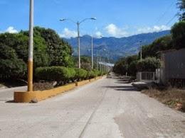 Avenida Principal de El Molino