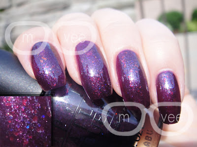 merry midnight opi review