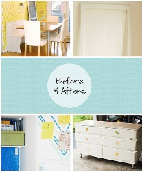 DIY-Before &amp; Afters