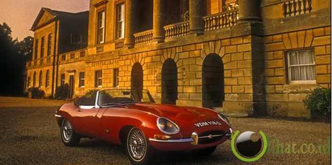 Jaguar E-Type 3.8 (1960)