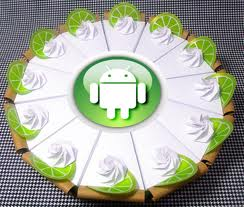Latest Android 4.2 Key Lime Pie