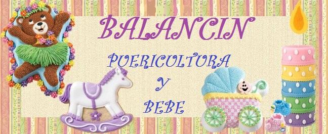 BALANCIN PUERICULTURA Y BEBE
