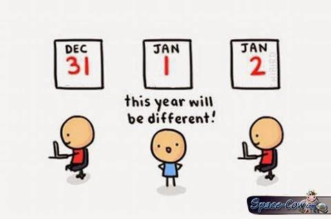 funny New Year comics