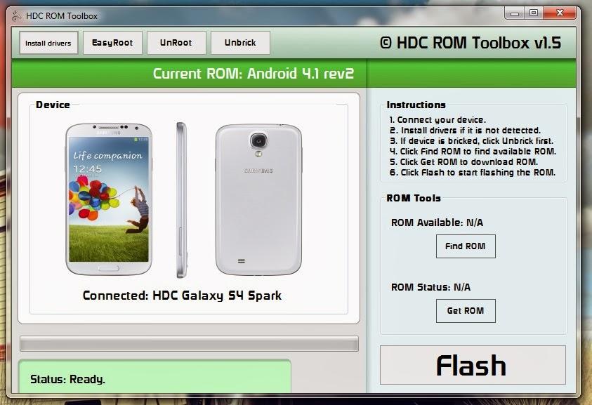 HDC ROM Toolbox