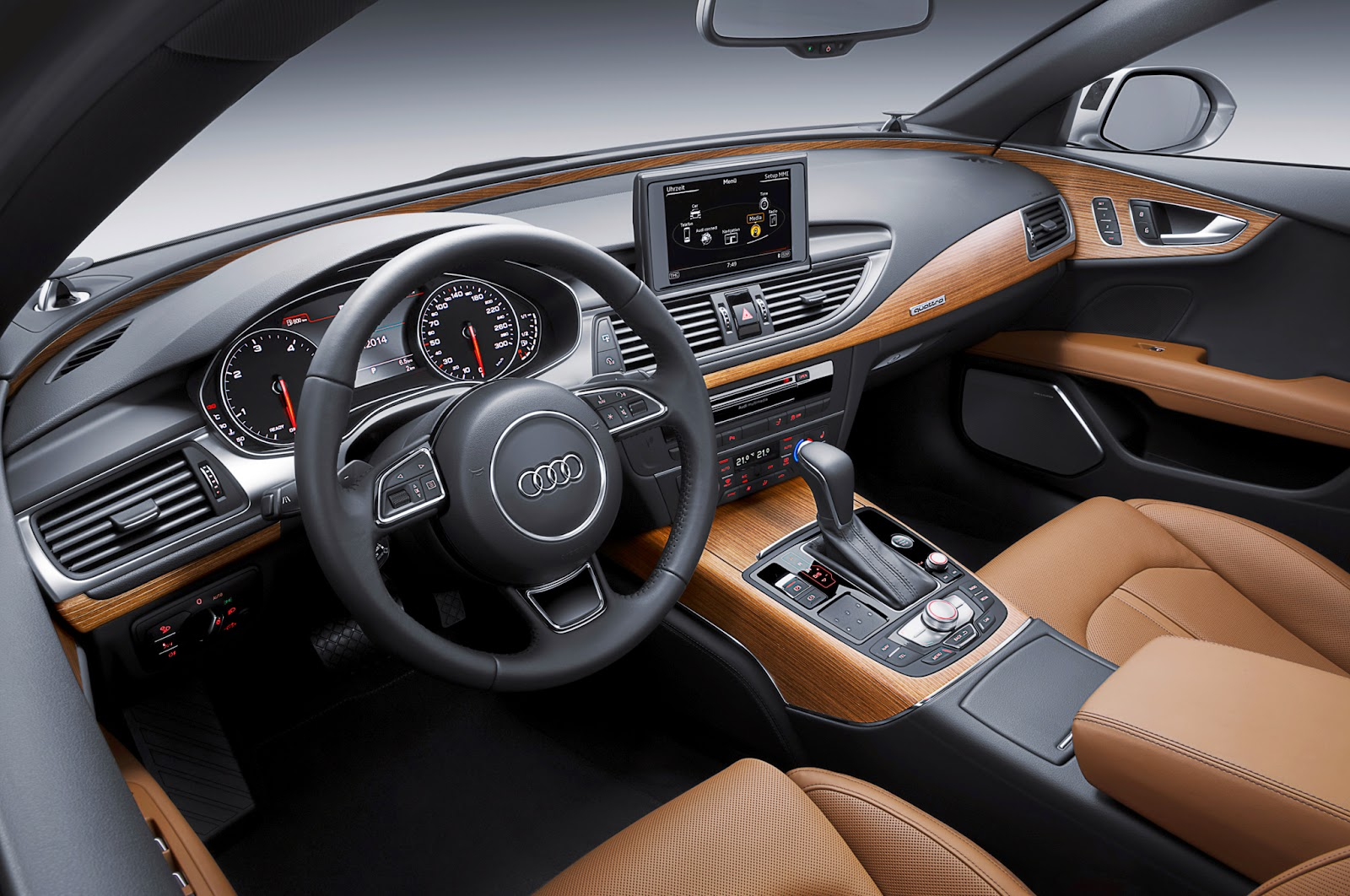 2015 Audi A7 Review, Specs, Features and Performance