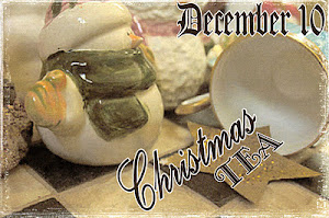 Christmas Tea 2011