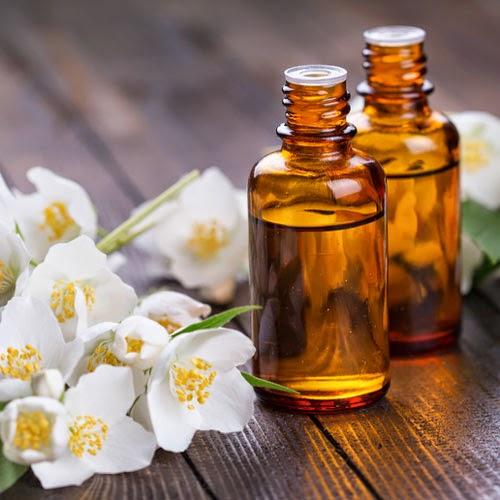Fragancia floral de jazmín