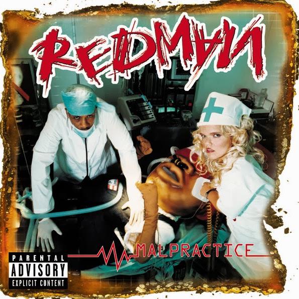 Redman - Malpractice  Cover