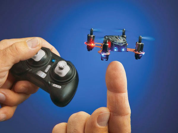 Proto-X: The world's smallest and lightest quadcopter that can sit in the Palm of your Hand
