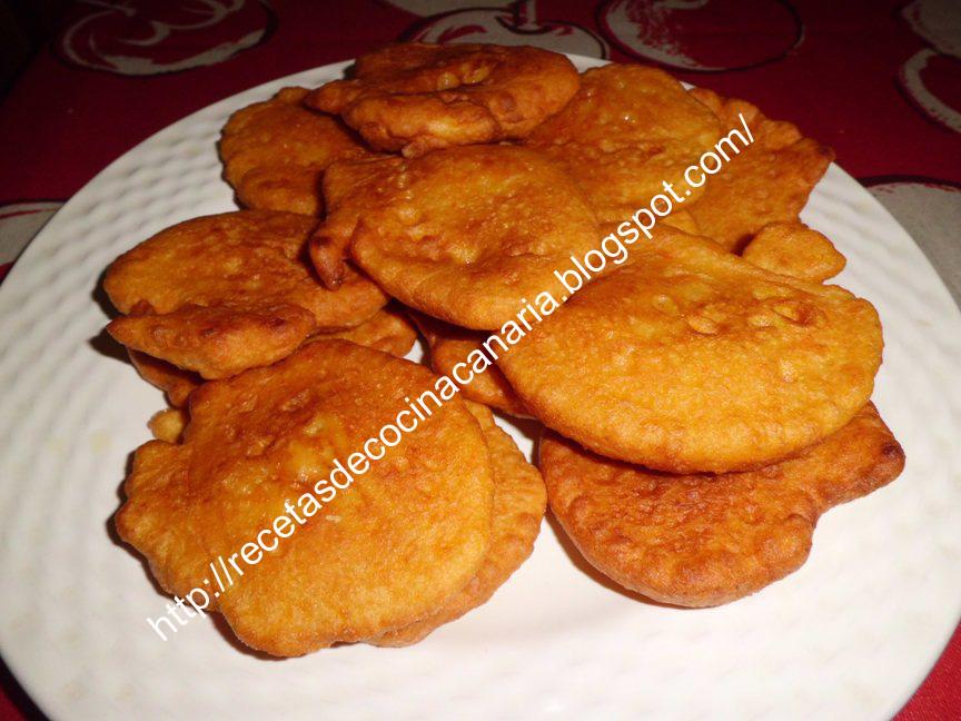 Captivating Tortillas De Calabaza (de Carnaval)