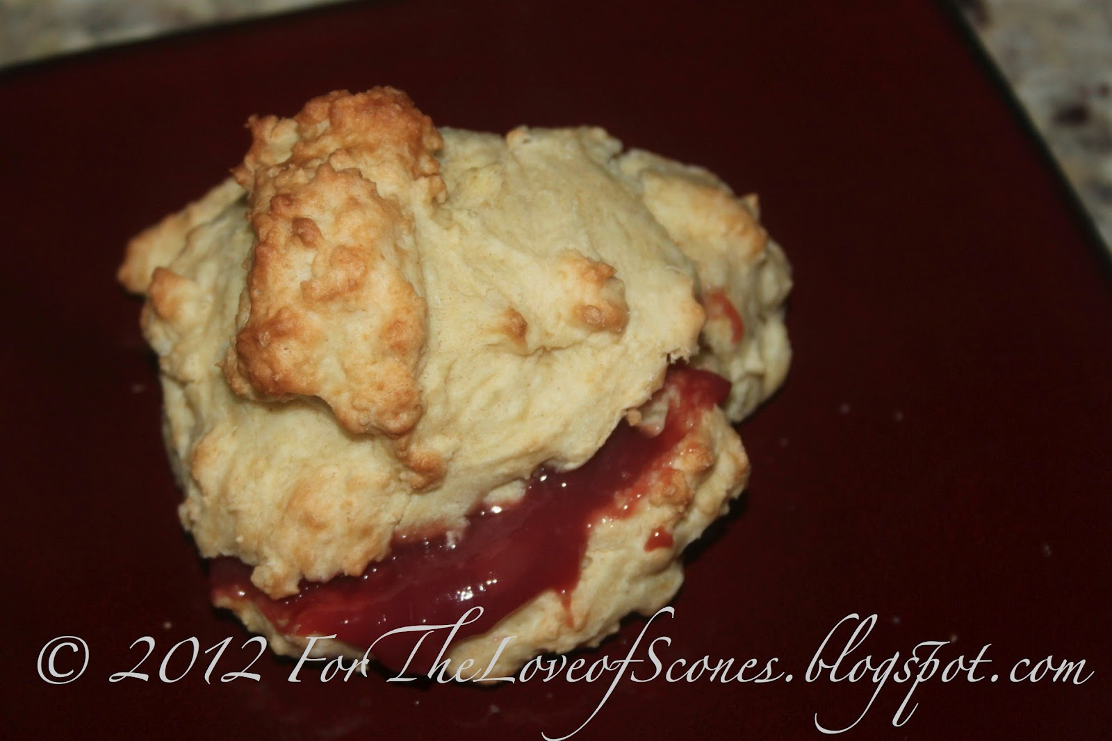 For the Love of Scones!: April 2012