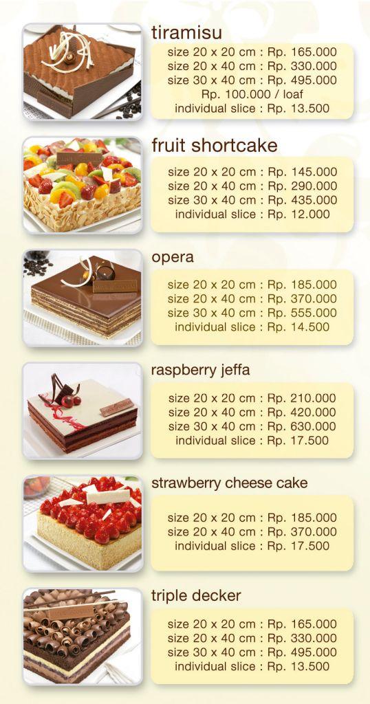 The Best Macam Macam Daftar Harga Kue Harvest Homekeep Xyz