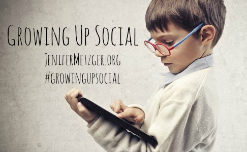Is technology bringing your family closer together or farther apart? #growingupsocial #socialmedia
