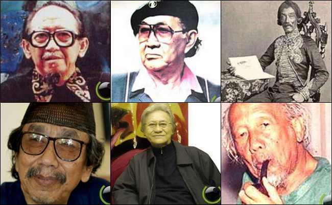 10 Pelukis Legendaris Indonesia yang paling Terkenal