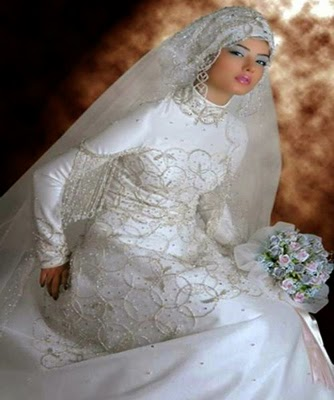 moslem Wedding Dresses