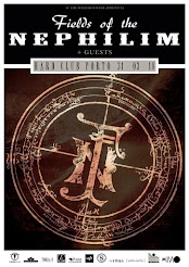 Fields Of the Nephilim @ Hard Club
