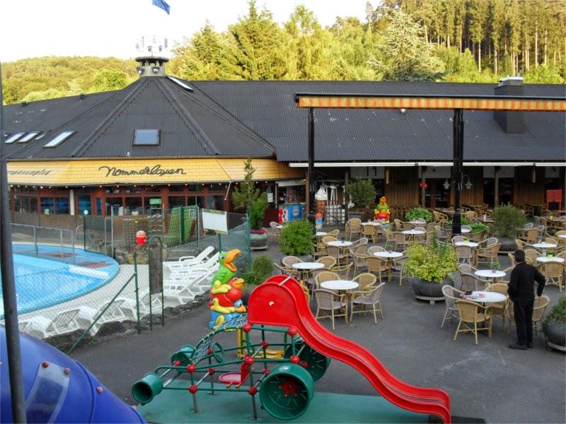 Campingplatz Nommerlayen - Restaurant und Schwimmbad