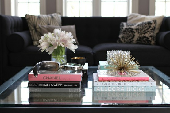 The Well Dressed Coffee Table Was Always Adorned With A Stack Of Big,  Beautiful Books That, Once Opened, Spilled Over Your Lap As ...